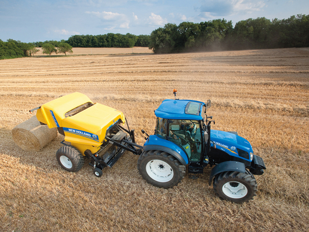 Traktory New Holland T4 - Tier 4A
