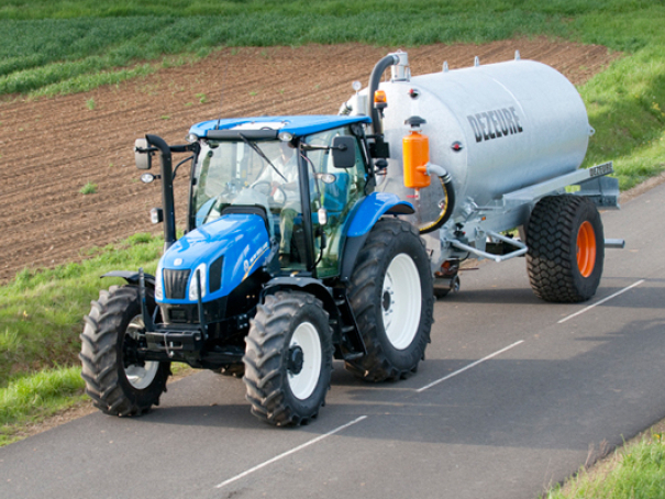 Traktory New Holland T6 - Tier 4A