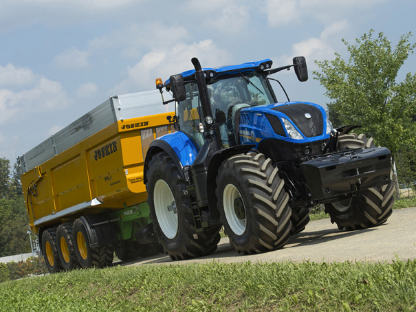 Traktory New Holland T7 HD - Tier 4B