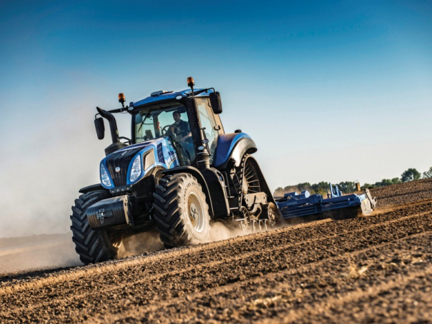 Traktory New Holland T8 - Tier 4B