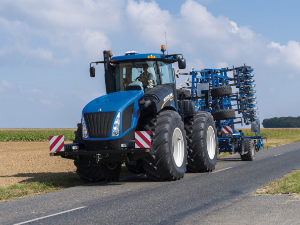 Traktory New Holland T9 - Tier 4B