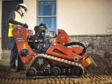 Rýhovač Ditch Witch C24X