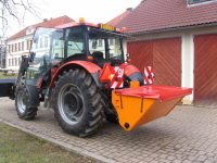 Traktor Zetor Major - zimní set